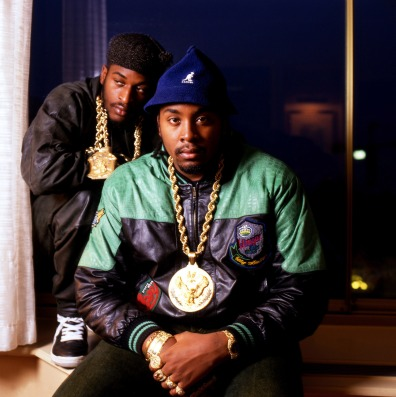 Photo of ERIC B and RAKIM and ERIC B & RAKIM